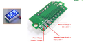 Mini 0-200 V Digital DC Voltmeter L