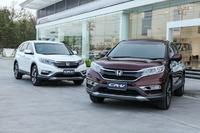 ขับเคลื่อนชีวิตสู่อีกด้านอย่างมีระดับกับ New Honda CR-V