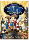 DVD The Three Musketeers (Sub:Thai,Eng --Language:Eng,Thai) #Mic22#