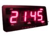 GooAB Shop นาฬิกาปลุก ตั้งโต๊ะ ติดผนัง LED ขนาด 7 นิ้ว - ไฟสีแดง