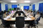 ประชุมสภาเทศบาลตำบลปิงโค้ง สมัยวิสามัญ สมัยที่ 4 ครั้งที่ 2 ประจำปี 2561