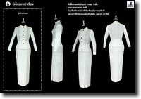 ชุดไทยจิตรลดา : National Thai Dress