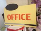 SB-064 OFFICE ป้ายบอกชื่อ ป้ายบอกทาง ป้าย OFFICE