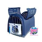 กล่องใส่สัตว์เลี้ยง เดินทางหรือขึ้นเครื่อง รุ่นฝาบน Imac นำเข้าจากอิตาลี ขนาด 50X32x34.5 ซม