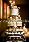 คัพเค้ก Basic Wedding Cupcake 5 ชั้น