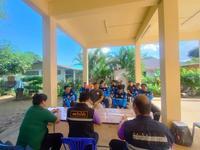 ประชุมเจ้าหน้าที่ปฏิบัติงาน EMS เขต 1 และเขต 2 ตำบลปิงโค้ง