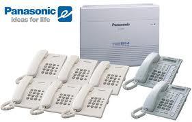 ตู้สาขาโทรศัพท์ Panasonic