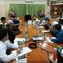 กอจ.เชียงใหม่จัดประชุมเพื่อเตรียมงาน Chiang Mai Halal International Fair 2014 (CHIF 2014)