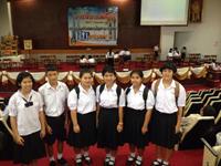 การแข่งขันและประกวดทักษะทางวิชาการและศิลปวัฒนธรรม ในโครงการอาเซียนสวัสดิ์ (Sawasdee ASEAN) ครั้งที่ 1