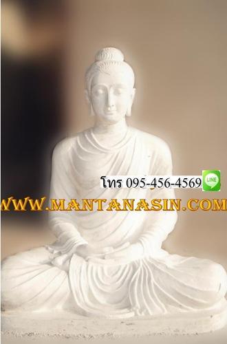 พระพุทธรูปอินเดียปางสมาธิ
