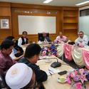 สภาเครือข่ายฯ สำนักจุฬาฯ จัดประชุมองค์กรเคลื่อนไหวด้านมนุษยธรรมทั้งในและต่างประเทศ