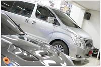 Hyundai H1 จัดเต็มแดมป์ทั้งคัน + ชุดเครื่องเสียงเน้นเบาะแถวสอง