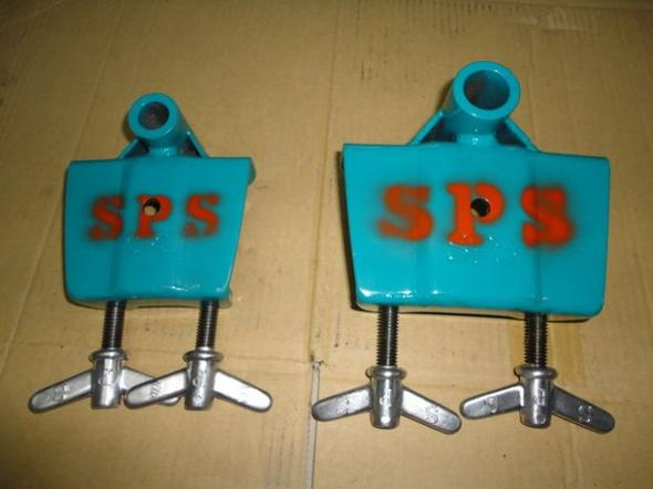 SPS engine base seize-top view