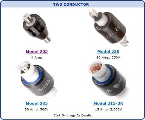Mercotac Two Conductor