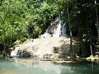 น้ำตกไทรโยคน้อย แหล่งท่องเที่ยวทางธรรมชาติของจังหวัดกาญจนบุรี