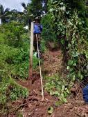 ลงพื้นที่ดำเนินโครงการแก้ไขระบบน้ำประปาหมู่บ้าน บ้านกิ่วไฮ หมู่ที่ 11