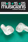 JH Audio Musician's Earplugs