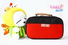 กระเป๋าอุปกรณ์ สีแดง