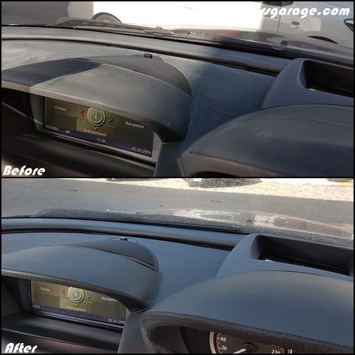 หุ้มคอนโซลหน้า BMW Se.6