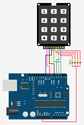 arduino กับ keypad