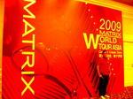 ร่วมงาน Matrix WorldTour Asia ที่มาเก๊า ประเทศฮ่องกง