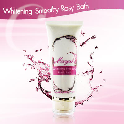 ����˹���� Mayako Whitening Smoothy Rose Bath