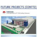 ทีโอเอ เพ้นท์ แจ้งความคืบหน้าการก่อสร้างโรงงานผลิตสีแห่งใหม่ในอินโดนีเซีย,เมียนมาร์ และกัมพูชา, โดย เคมวินโฟ