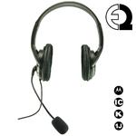 ไมค์หูฟังวิทยุสื่อสาร ไมค์หูฟังวอร์ ECHO2 คุณภาพสูง