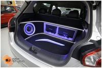 Nissan Pulsar Focal + Rockford