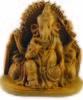 พระพิฆเนศร์ ปางค์รัศมี(ลายไม้) 4