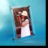 Acrylic Photo Frame - Classic