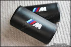 BMW M PU LEATHER SEAT NECK REST