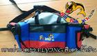 กระเป๋าคาดเอว FLYING สี แดง-น้ำเงิน(กันน้ำ)