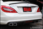 W218 CLS63 BRABUS Carbon Rear Diffuser