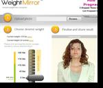 Weight Mirror อยากอ้วน อยากผอม ต้องลองปรับดูก่อน