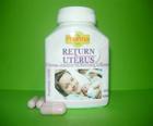 ยาบำรุงสตรีหลังคลอด กระชับมดลูก ขับน้ำคล่ำ แก้มดลูกอักเสบ RETURN UTERUS (30แคปซูล)