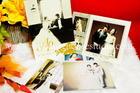 การ์ดแต่งงาน รูปถ่ายสองหน้า  รหัส PR1-1