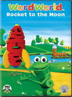 DVD WordWorld : Rocket To The Moon #WW03#