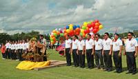 รร.โนนคร้อวิทยา เข้าร่วมการแข่งขันกีฬาองค์การปกครองส่วนท้องถิ่นแห่งประเทศไทย ครั้งที่ 34  รอบคัดเลือกตัวแทนองค์การปกครองส่วนท้องถิ่น จังหวัดชัยภูมิ
