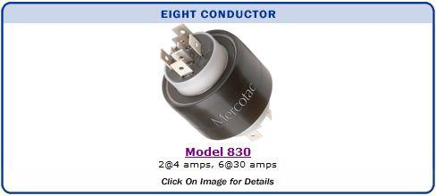 Mercotac Eight Conductor