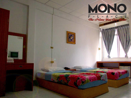 Mono Place Twin Bed