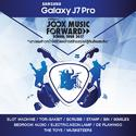 Samsung Galaxy J7 Pro และ JOOX ขนทัพศิลปินกว่า 20 ชีวิตร่วมโชว์พลังดนตรี