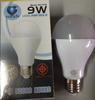 หลอด LED 3 IN 1 9W (สามสีในหลอดเดียว)