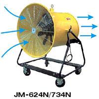 Jumbo Fan - Long Distance Ventilator
