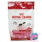 อาหารหมา รอยัลคานิน Royal Canin  Medium Junior 32 สำหรับลูกสุนัขพันธุ์กลาง อายุ 2 ถึง12 เดือน ขนาดบรรจุ 1 kg