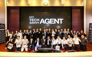 ปตท. ชูโปรเจคต์ �PTT TECH Savvy Agent�