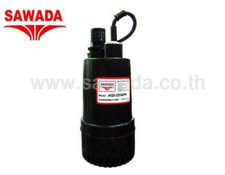 ปั๊มน้ำสำหรับสูบน้ำทะเลและน้ำกร่อย รุ่น AQ2-22550PN