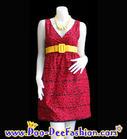 ชุดลายดอก ชุดย้อนยุค เดรสลายดอก ชุดทองกวาว มนต์รักลูกทุ่ง ธีมงานวัด คอวีป้าย สีสวยสดใสมากๆ ค่ะ (ดูไซส์ คลิ๊กค่ะ)