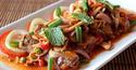 NO. SS42 ยำปลากระป๋อง (Spicy Canned fish salad)