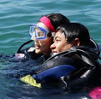ขอเชิญคู่รักสมัครเข้าร่วมพิธีวิวาห์ใต้สมุทร 2010